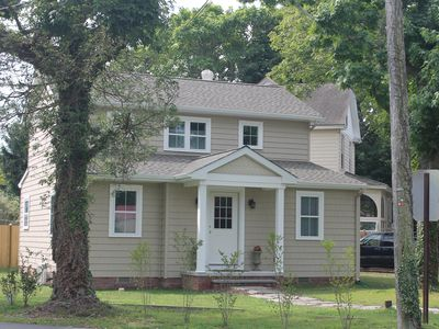 Photo for Charming Beach Cottage in West Cape May - New Construction