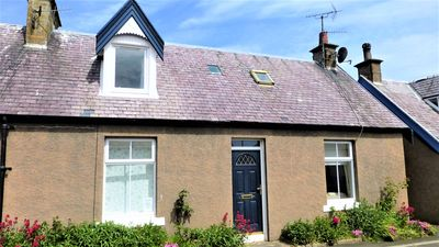 Photo for Comfy/Modernised Fisherman's Cottage-Conservation Village St Abbs-Berwickshire