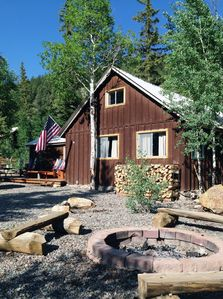 Photo for Beautiful cabin beside Lake Sleeps 10 - Free canoe & kayak use! - WiFi