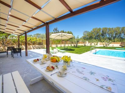 Photo for Villa Olivia with Private Pool and Garden