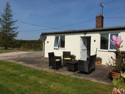 Photo for Yew Tree Bungalow, Onneley, Cheshire - Sleeps 4