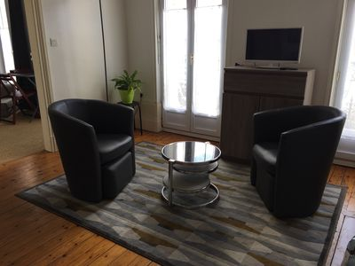 Photo for Bright and comfortable apartment in the hyper center of Rochefort