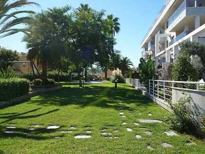"""Photo for Apartment a short walk away (247 m) from the """"Playa de les Marines"""" in Dénia with Lift, Parking, Internet, Washing machine (90011)"""