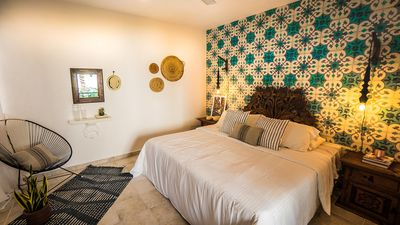 Photo for Award Winning BRIC Hotel and Spa in Playa del Carmen. Room #24