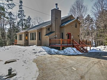 Delightful 4BR Dover House w/Near Mt. Snow!