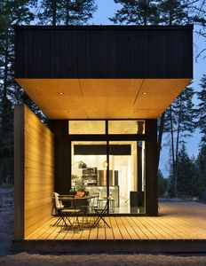 Photo for Modern Tiny House in Woods (The Two Medicine)