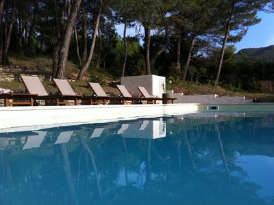 Photo for House with private swimming pool in Provence