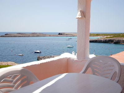 Photo for Beautiful Apartment with Wi-Fi, Terrace and Sea View