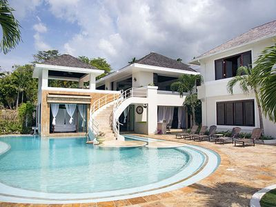 Photo for TRYALL CLUB 5 Bd Villa with Pool! Incl Concierge Service & 1 Year Priority Pass!