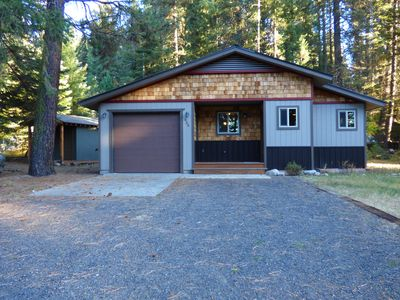 Photo for Charming McCall home on quiet street within walking distance to downtown.