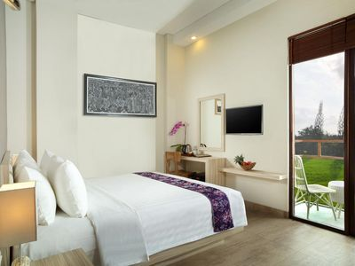 Photo for The Evitel Ubud With 1Superior room & 2 guest+breakfast+bar