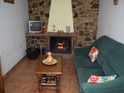 Photo for Rural apartment Cortijo Fuente Marchal for 2 people
