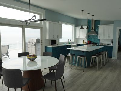 Photo for Brand New Oceanfront House - All Six Bedrooms have Ocean / Beach Views