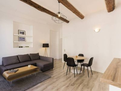 Photo for Beautifully renovated apartment * Port District *