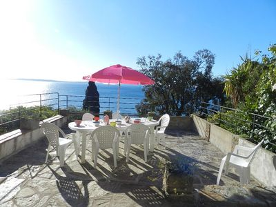 Photo for THE LAVANDOU - PANORAMIC VIEW! HOUSE 90M2 6 BEDS.