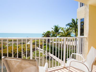 Totally Updated Three Bedroom Gulf Front - Luxury Condo