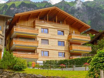 Photo for Apartment Am Acher II in Wengen - 4 persons, 2 bedrooms