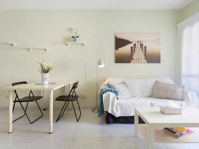Photo for 1 bedroom apartment, Beach, Terrace, Parking.