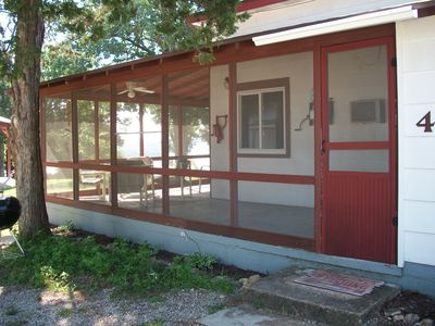 Photo for 2BR Cabin Vacation Rental in Gamaliel, Arkansas