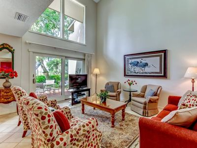 Photo for Lovely townhome with private patio and balconies!
