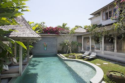 Central 3 BR villa in heart of Seminyak