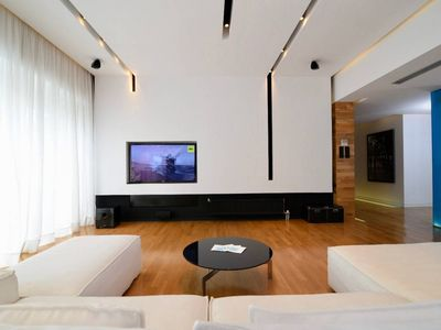 Photo for 180m² Newly Renovated Super Luxurious Penthouse!!!