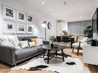 Photo for Centre of Soho - Amazing 2 bedroom flat!
