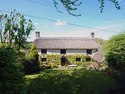 Photo for HOPE COTTAGE, pet friendly, with open fire in Riddlecombe, Ref 976094