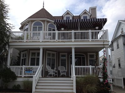 Photo for Close to Beach, Large 4BR on Best Cross Street