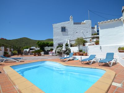 Photo for Attractive holiday home with cheerful and well-kept interior near Nerja