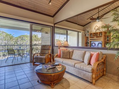 Photo for Napili Shores E-243 Beautiful remodel with Air Conditioning - steps to Napili Bay!!