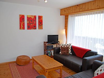 Photo for Apartment Rosalp Apt. F-1 in Nendaz - 4 persons, 1 bedrooms