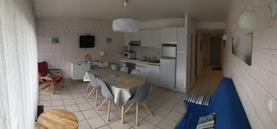 Photo for 2BR Apartment Vacation Rental in Le Touquet-Paris-Plage, Hautes-De-France