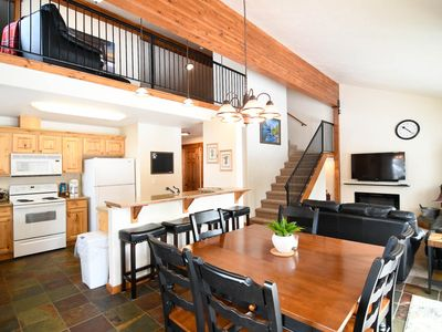 Conveniently located to McCall town center, superbly appointed 3 bedroom condo