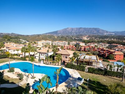 Photo for A spacious two bedroom apartment in La Cala Hills