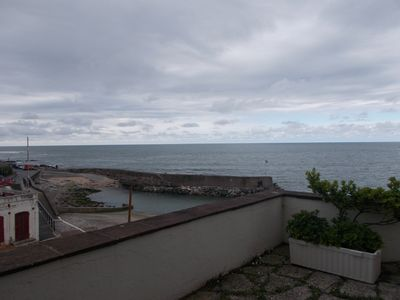 Photo for Port of Guéthary │  Ocean view apartment · 2 bedrooms · Terrace · Parking