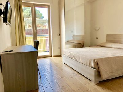 Photo for Pompei Central - 1 Bedrooms Apartment