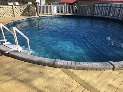Photo for BEAUTIFUL 3 BEDROOM 3 BATH HOME WITH POOL & HOT TUB