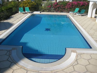 10m x 5m Pool with Roman End