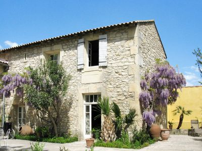 Photo for Vacation home Mas des Palmiers II (TAA521) in Tarascon - 4 persons, 2 bedrooms