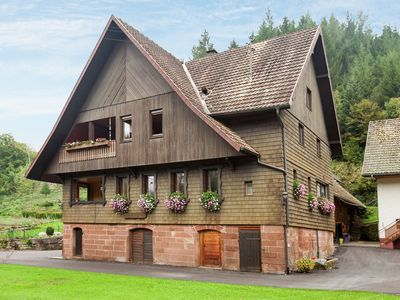 Photo for Quietly situated apartment with balcony in the Black Forest
