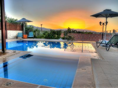 Photo for Private Pool,Privacy,5' from Beach
