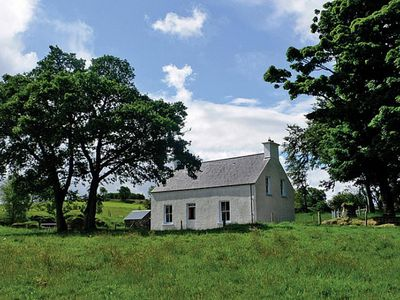 Photo for Traditional farmhouse, quiet and secluded on working sheep farm about 4 miles from the charmin…