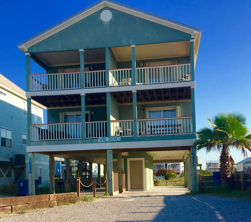 Gulf Shores Beach House Rentals By Owner: Ideal Location In Gulf Shores! The Perfect Vacation