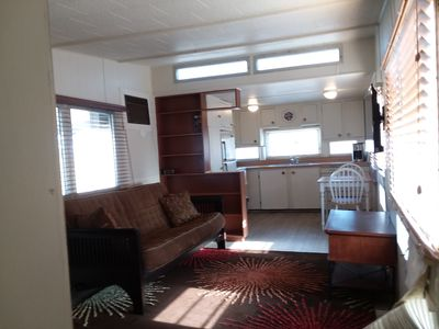 Photo for Comfy, clean, all the comforts of home and TONS of outdoor room and parking