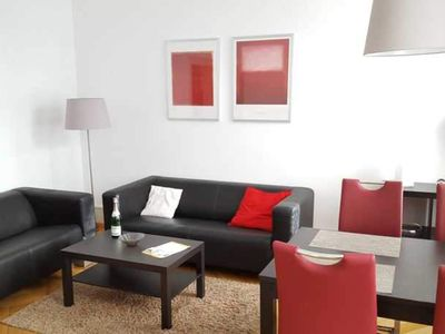 Photo for NR-Ferienwohnung Typ A, 66m², 2 bedrooms, max. 4 pers - Apartment at the concert hall