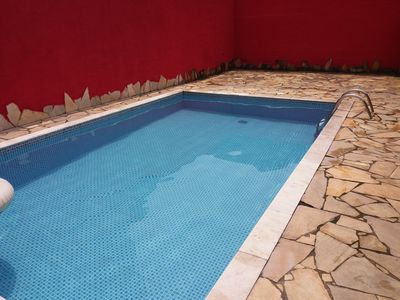 Photo for Ground Floor- Pool and AC- Next. Beach- Cond. Closed