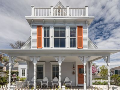 Photo for Beautifully Renovated Historic Whaling Captain's Home