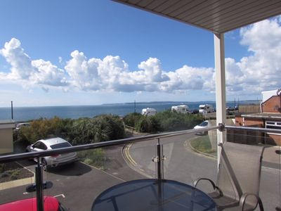 Photo for BOURNECOAST: STUNNING VIEWS IN SOUTHBOURNE WITH BALCONY- FM5807
