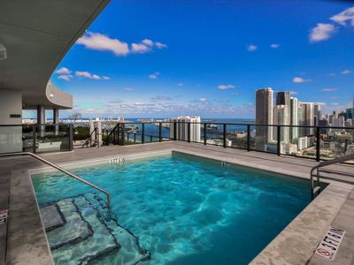 Photo for Enjoy Exquisite Views from This Luxurious Miami Condo